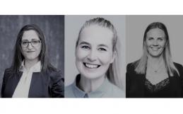 Anna Steinsen,  Fida Abu Libdeh og Áslaug Eva kosnar í stjórn UN Women