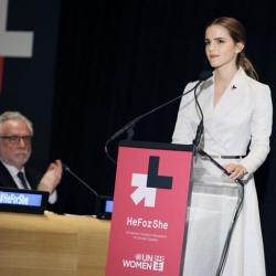 HeForShe 1 árs