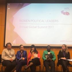 Framkvæmdastýra UN Women á WPL