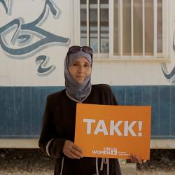 Íslendingar veita 18 milljónir til griðastaða UN Women í Zaatari