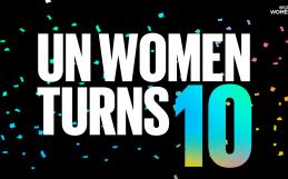 UN Women 10 ára í dag