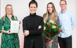 Pink Iceland og Sjóvá hljóta jafnréttisverðlaun