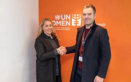 Vodafone og UN Women endurnýja samstarf