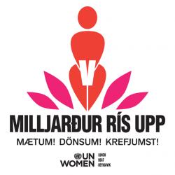 Milljarður rís upp: Upprætum ofbeldi gegn konum og stúlkum
