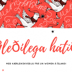 Hátíðarkveðja UN Women