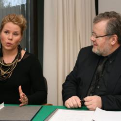 Samstarfssamningur ráðuneytis og UN Women undirritaður