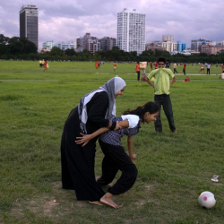 99,3% kvenna í borgum Egyptalands hafa upplifað kynferðislega áreitni
