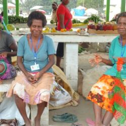 Breytt líf fyrir markaðskonur í Port Moresby
