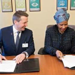 Áframhaldandi samstarf íslenskra stjórnvalda og UN Women